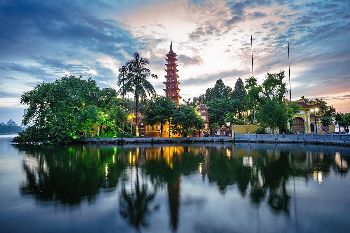 Paraíso en el sureste de Asia